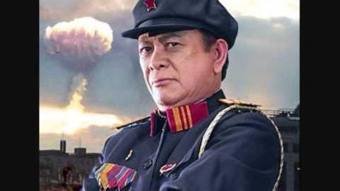 Command & Conquer Generals - Zero Hour - ALL General Quotes - Tao