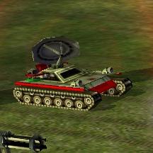 Generals ECM Tank