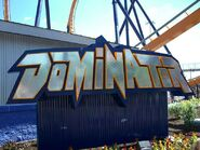 Dominator (Kings Dominion) 01 Logo