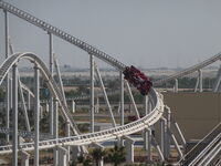 Formula Rossa Turn