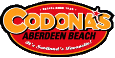 Codona's Amusement Park Logo