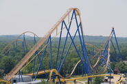 Nitro at Six Flags