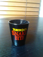 Snakebite shot glass