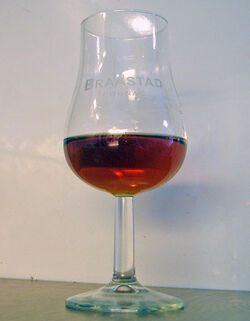 Cognac glass - tulip shaped