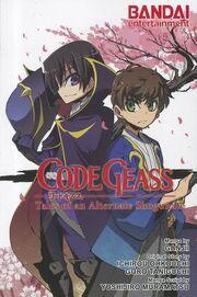 Code Geass Tales of an Alternate Shogunate