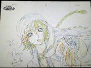 Draw codegeass akito 3rd akito
