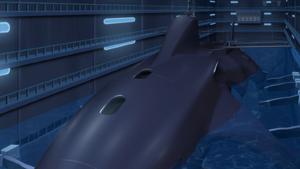 Black Knights' Submarine