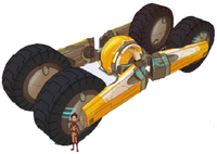 Megapod 1