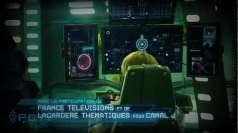 """Code Lyoko Evolution Official Opening with New """"A World Without Danger"""""""