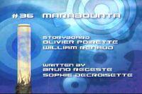 Marabounta Title
