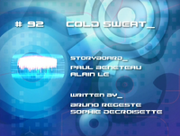 92 cold sweat