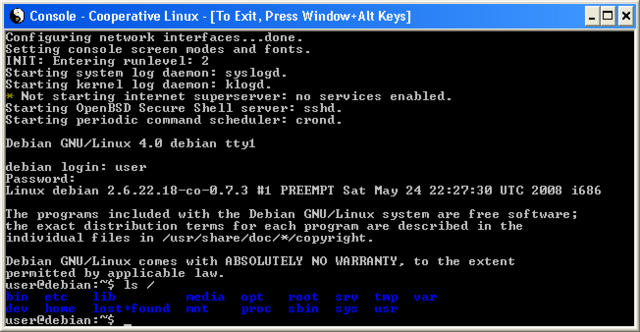 File:CoLinux-nt-console-0.7.3.png