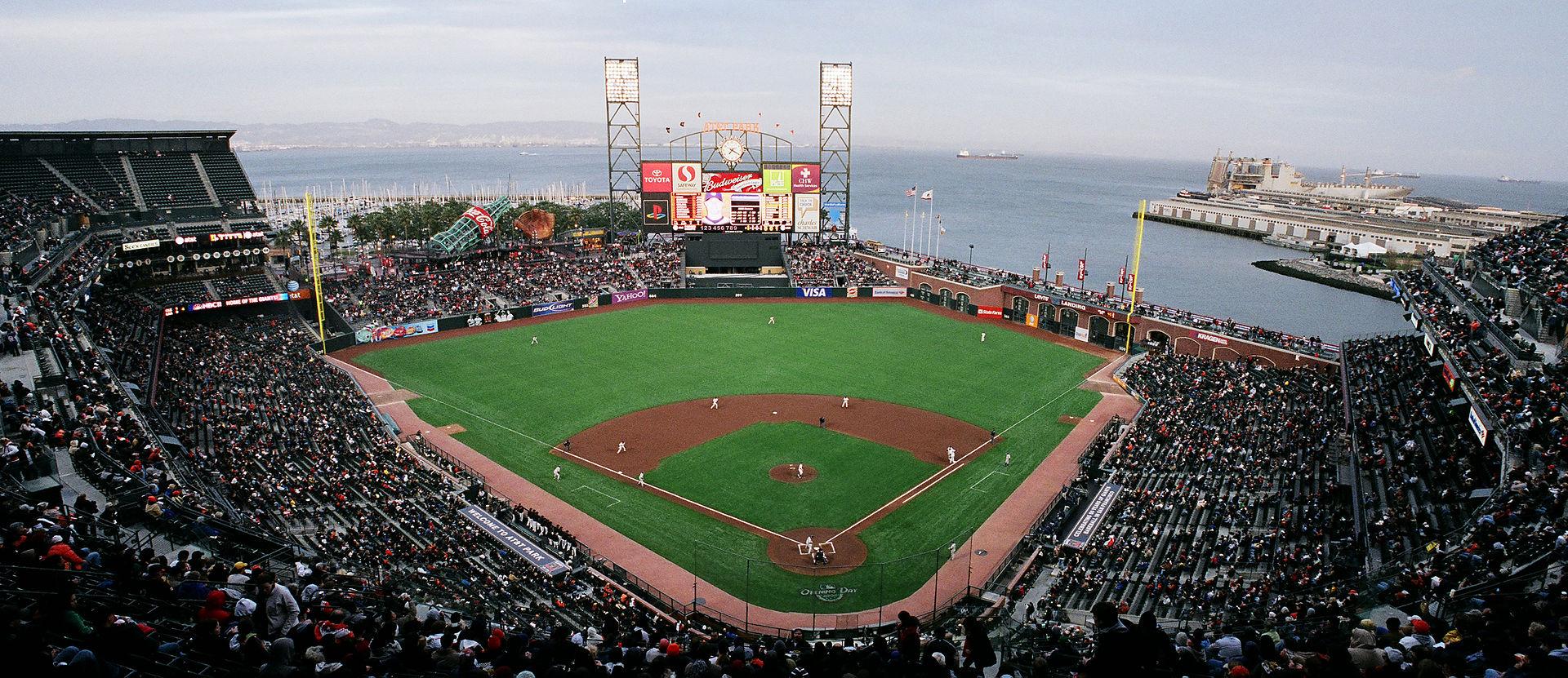 San Francisco Giants Stadium Wallpaper: Fandom Powered By Wikia