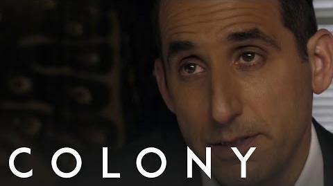 Colony 'Proxy Has a Soft Spot' from Season 1 Finale