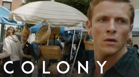 Colony 'Broussard Slips Away' from Episode 108