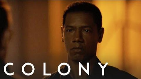 Colony 'Broussard Confronts Quayle' from Episode 108