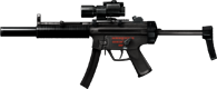 MP5SD6 High Resolution