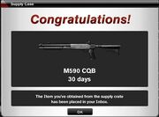 MYST-G M590 CQB Pull