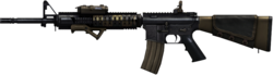 M16A4 Firebug High Resolution