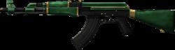 AK-47 First Green