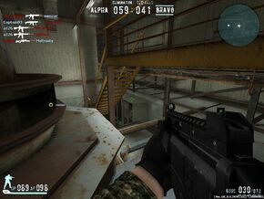 G36C screenshot
