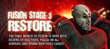 Fusion Stage 3 Restore