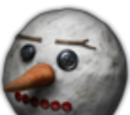 Snowman Bomb