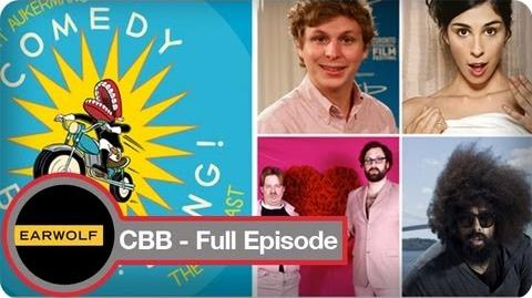 Sarah Silverman, Michael Cera, Tim & Eric, Reggie Watts Comedy Bang Bang VPN