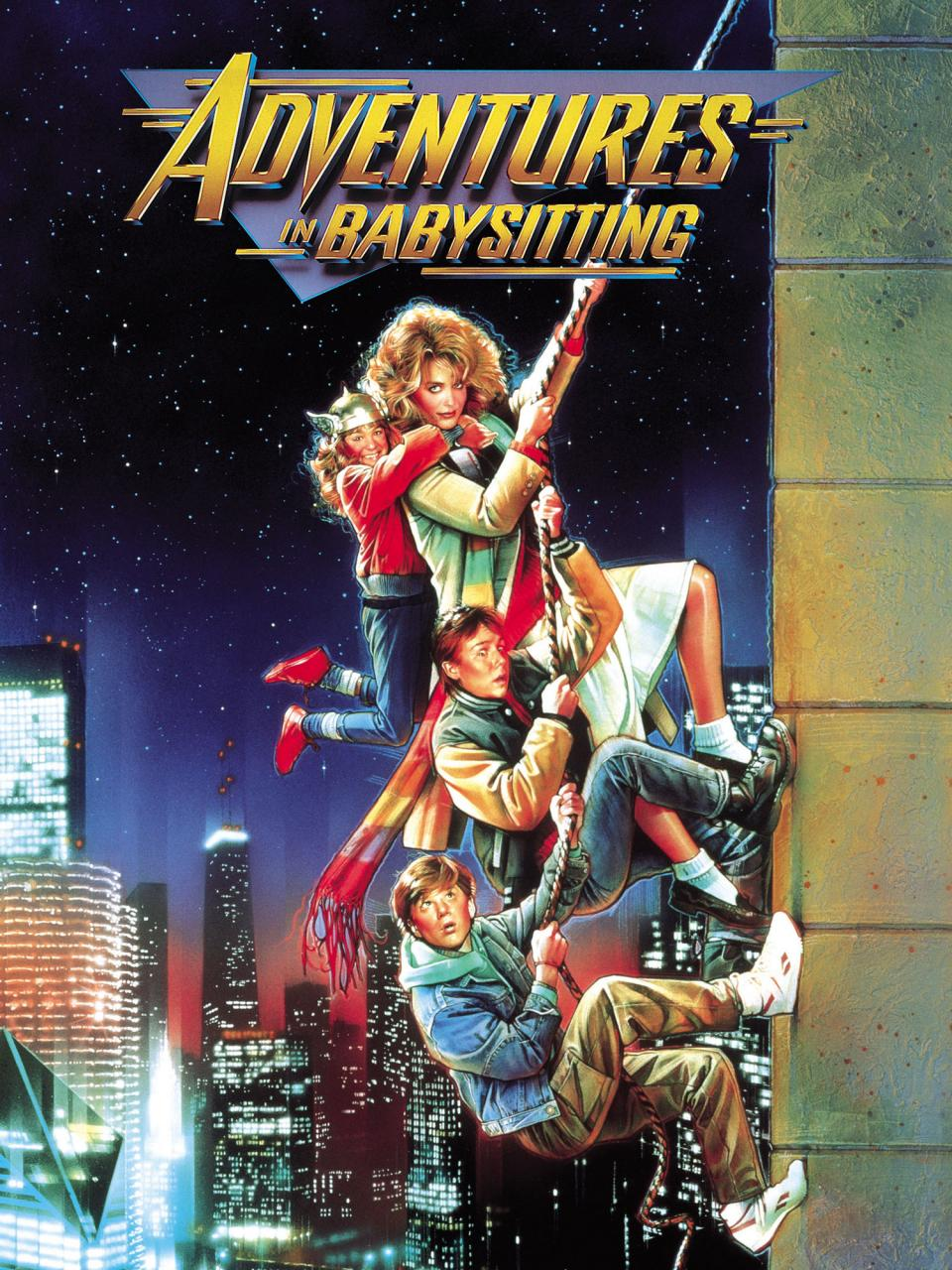 marvel comics adventures in babysitting comic books in the marvel comics in the media · adventures in babysitting
