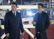 Barry allen on Arrow (6)