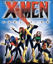 XMEN EVOL