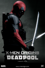 X-men origins deadpool