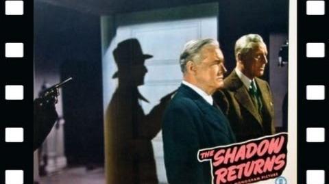 The Shadow Returns full movie - 1946 classic Shadow movie