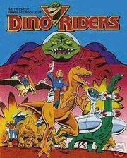 Dino-Riders