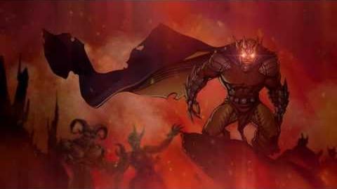 DC Universe Online Etrigan Cut scene-0