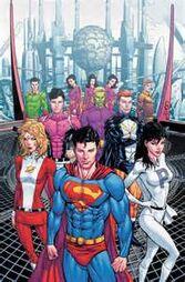 Legion of Super-Heroes (Adventure Comics -12)