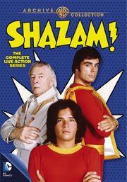 SHAZAM LIVE ACTION