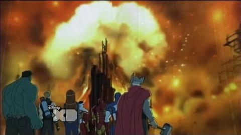 Avengers Assemble Season 1, Episode 7 -- Hyperion