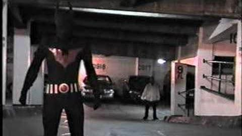 BATMAN BEYOND the lost fan film