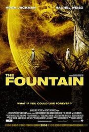 The Fountain poster 1