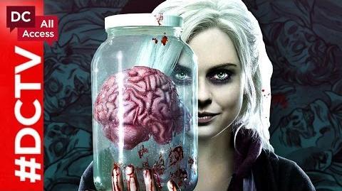 """IZombie Creator Rob Thomas On Going """"Full Zombie"""" - DCTV"""