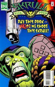 Skrull Kill Krew 01 cover