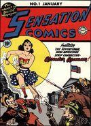 Sensation Comics