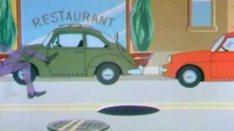 Sesame Street - Batman & Robin Cross the Street