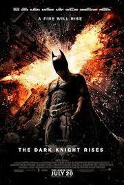 Dark Knight Rises Movie Poster