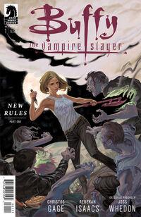 Buffy the Vampire Slayer season 10 1
