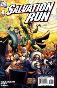 Salvation Run 1