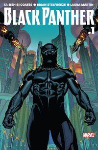 Black Panther 2016 1