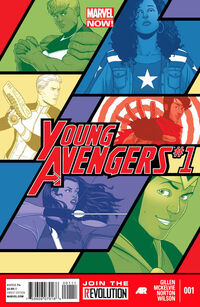 Young Avengers 2013 1