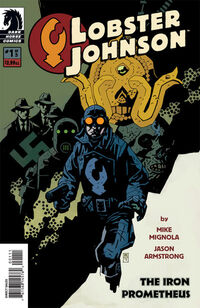 Lobster Johnson The Iron Prometheus 1